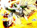 Martian Manhunter White Lantern Corps 002