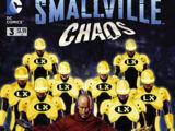Smallville Season 11: Chaos Vol 1 3