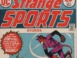 Strange Sports Stories Vol 1 1