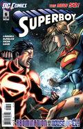 Superboy Vol 6 6