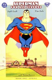 Superman for All Seasons 1