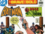 The Brave and the Bold Vol 1 189