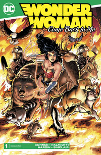 Wonder Woman Come Back to Me Vol 1 1
