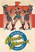 Wonder Woman The Golden Age Omnibus Vol 2 TPB