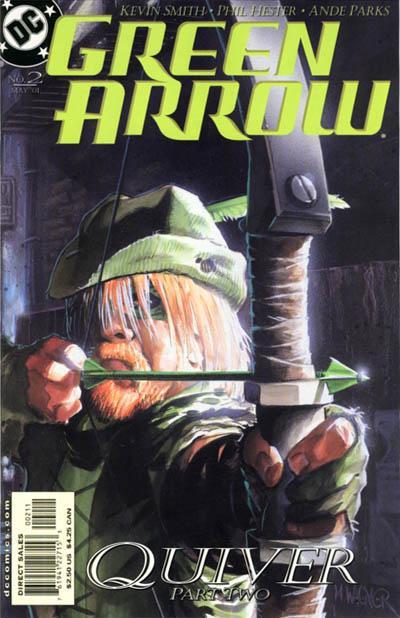 Green Arrow Vol 3 2 Dc Database Fandom Powered By Wikia