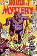 House of Mystery v.1 110