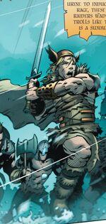 Jon, the Viking Prince (Prime Earth) 001