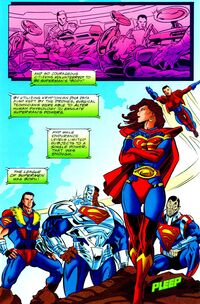 League of Supermen Dead Earth 001