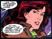 Lois Lane Speeding Bullets 04