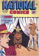 National Comics Vol 1 62