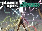 Planet of the Apes/Green Lantern Vol 1 6