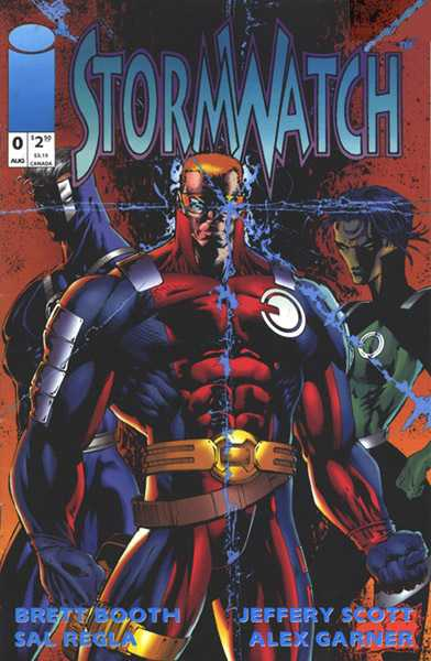 Stormwatch Vol 1 0  Dc Database  Fandom Powered By Wikia-8626
