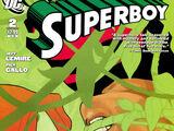Superboy Vol 5 2
