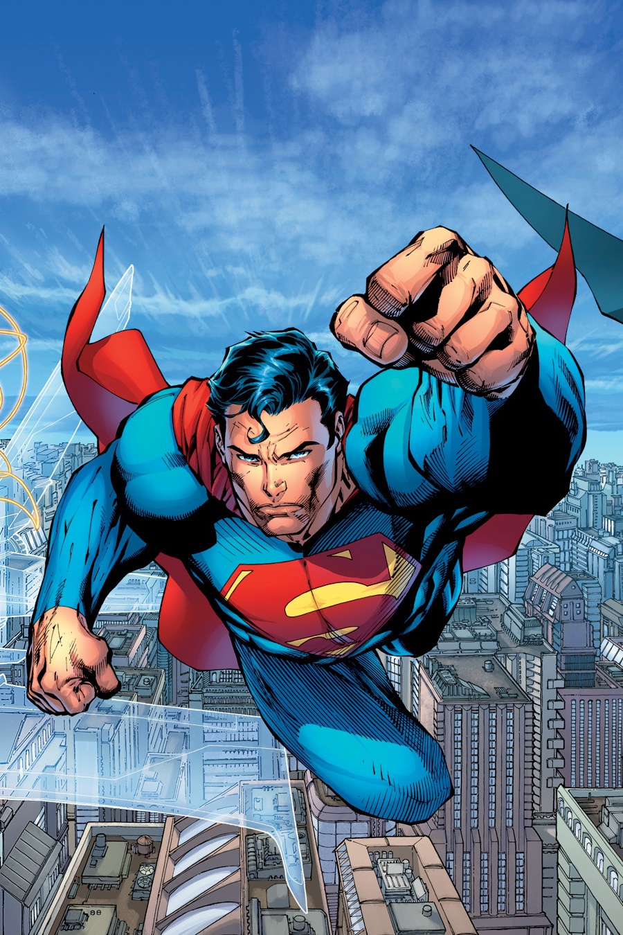 Superman Clark Kent DC Database
