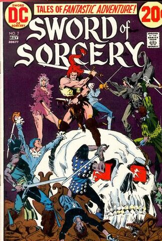 File:Sword of Sorcery Vol 1 2.jpg