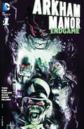 Arkham Manor Endgame Vol 1 1