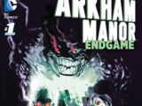 Arkham Manor: Endgame Vol 1 1