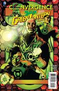 Convergence Green Lantern Corps Vol 1 1