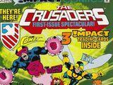 Crusaders Vol 1 1