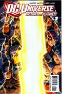 DC Universe Last Will and Testament 1