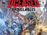 DCeased: Unkillables Vol 1 1