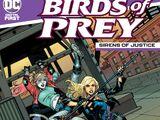Birds of Prey: Sirens of Justice Vol 1 (Digital)