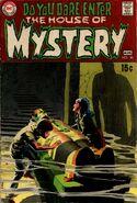 House of Mystery v.1 181