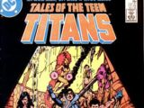 Tales of the Teen Titans Vol 1 47