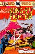 Richard Dragon Kung-Fu Fighter Vol 1 6