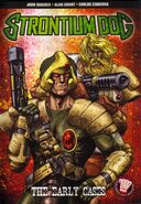 Strontium Dog The Early Cases