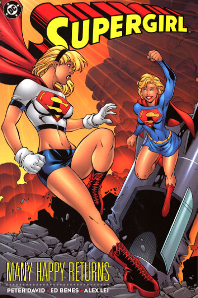 Image result for supergirl happy many