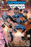 Superman Wonder Woman Vol 1 2