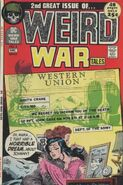 Weird War Tales 2