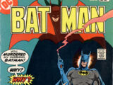Batman Vol 1 301