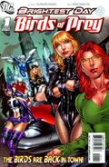 Birds of Prey Vol 2 1