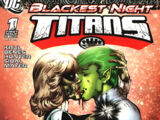 Blackest Night: Titans Vol 1 1