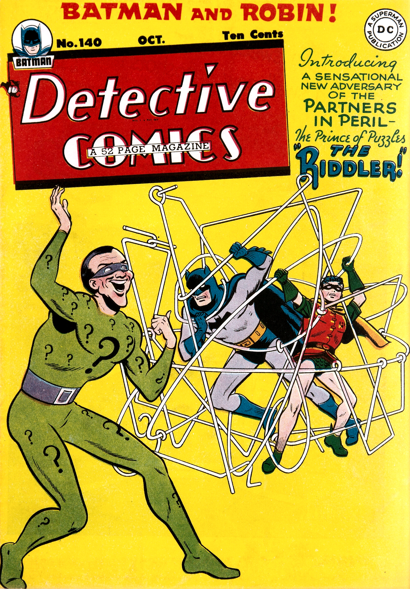Image result for detective comics 140