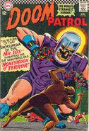Doom Patrol v1 105