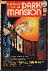 Forbidden Tales of Dark Mansion 5