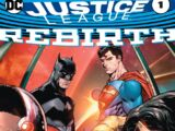 Justice League: Rebirth Vol 1 1