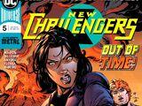 New Challengers Vol 1 5