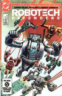 Robotech Defenders Vol 1 1