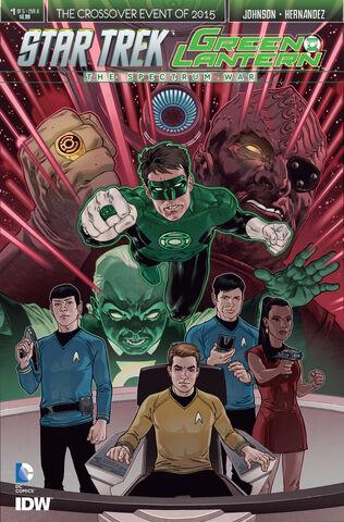 File:Star Trek Green Lantern The Spectrum War Vol 1 1.jpg