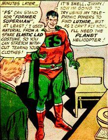 Superman Earth-One 016
