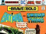 The Brave and the Bold Vol 1 122
