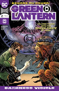 The Green Lantern Vol 1 2