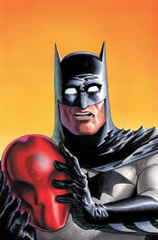 Batman discovers that Jason Todd is the Red Hood
