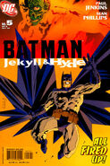 Batman Jekyll and Hyde Vol 1 5