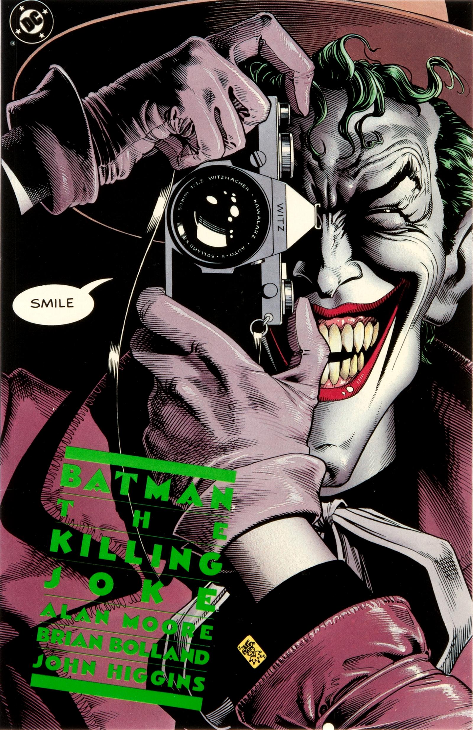 batman kill the joker