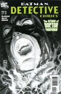 Detective Comics 825